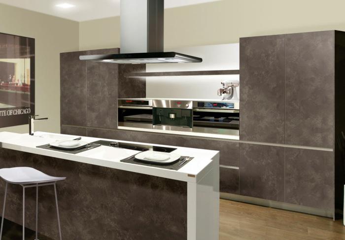 Ambiente8 tienda de cocinas en collado villalba for Almacen para cocina